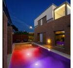 LED medence világítás RGB - elemes