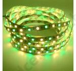 LED szalag, 5050, 60 SMD/m, RGB+WW, vízálló