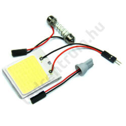 LED panel 48 COB - Hideg fehér