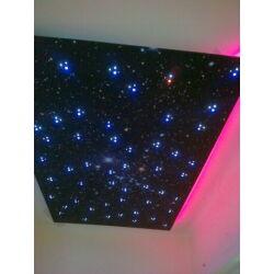 LED csillagos égbolt