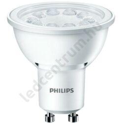LED spot GU10 5W, 380lm, természetes fehér, 3 év garancia