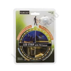 LED ágy alatti világítás mozgásérzékelővel