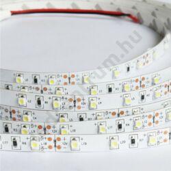 LED szalag, 3528, 120 SMD/m, meleg fehér, beltéri