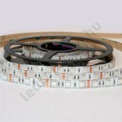 LED szalag, 5050, 60 SMD/m, RGB, vízálló