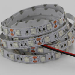 LED szalag, 5050, 60 SMD/m, UV, beltéri