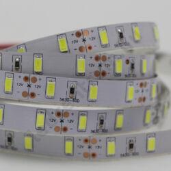 LED szalag, 5630, 60 COB SMD/m, hideg fehér, beltéri