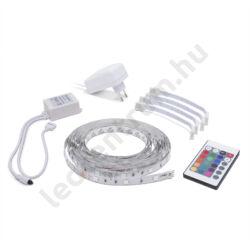 LED szalag szett 5050-30 RGB, vízálló