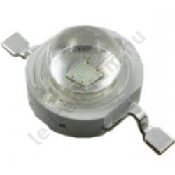 3W Power LED emitter - Piros