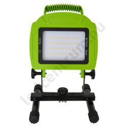 Akkus LED reflektor 20W, IP44