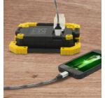 XE-GL LED multifunkciós reflektor, USB- akkumlátoros - 16W