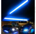 Menetfény 6W, 1 pár - Kék