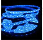 LED szalag, 3528, 60 SMD/m, kék, vízálló