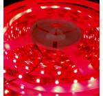 LED szalag, 3528, 60 SMD/m, piros, vízálló