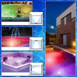 LED medence világítás RGB - akkumulátoros