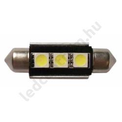 Sofita 3 smd  5050 31-36-39-41mm CANBUS - Hideg fehér