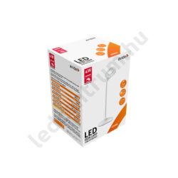 Érintős minimál stílusú LED lámpa, fehér