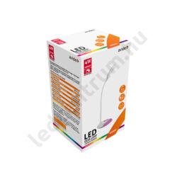 Érintős minimál stílusú LED lámpa RGB (színváltós) hangulatvilágítással, fehér