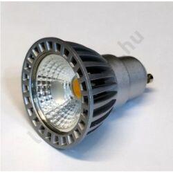 LED spot GU10 6W, 480lm, meleg fehér
