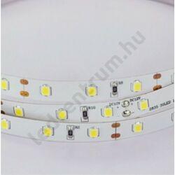 LED szalag, 2835, 60 COB SMD/m, meleg fehér, beltéri