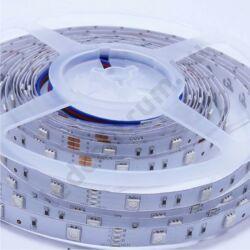 LED szalag, 5050, 30 SMD/m, RGB, beltéri