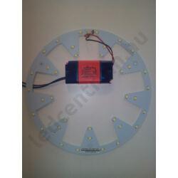 LED körpanel beépíthető 18W, 4250K