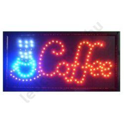 LED tábla: COFFEE