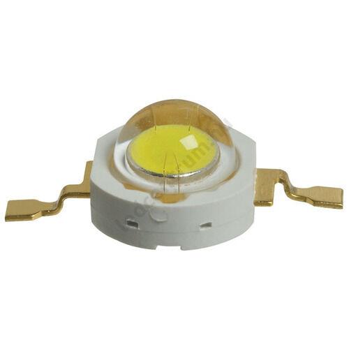 1W Power LED emitter - Meleg fehér