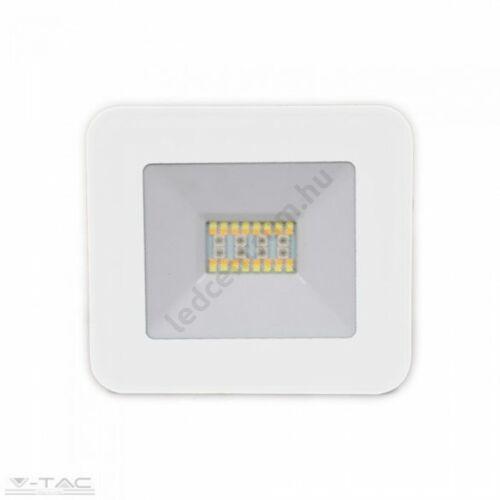 LED reflektor SMD 20W, kültéri, fehér ház, RGB+CCT, mobiltelefonról vezérelhető