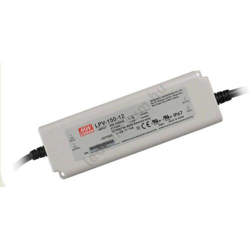 Mean Well LED tápegység, 10A, 150W, DC 12V