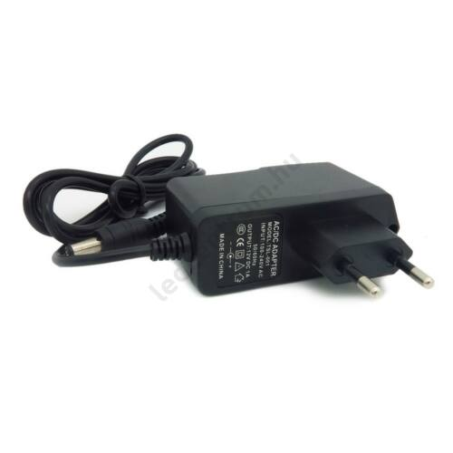 LED tápegység, 1,5A, 18W, DC 12V, beltéri