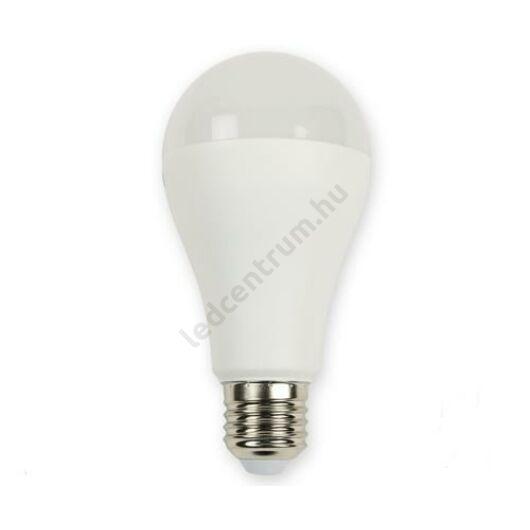 LED égő E27, 17W, 1800lm természetes fehér, 2 év garancia