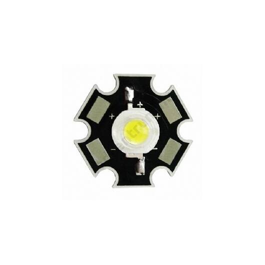 3W Power LED  - Semleges